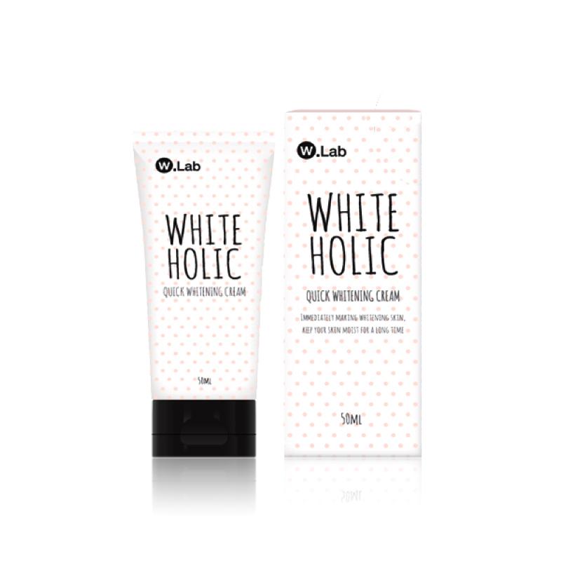 ★【WLab熱賣破萬組-立即亮白3色階】白雪公主亮白霜