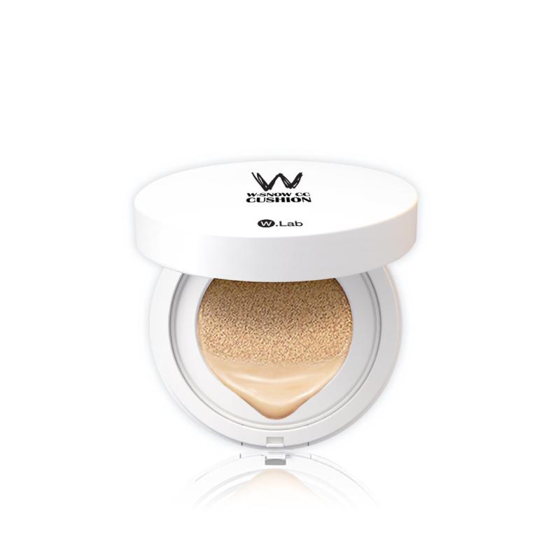堯蘭達  - 愛用彩妝推薦  W.Lab 雪花CC氣墊粉餅