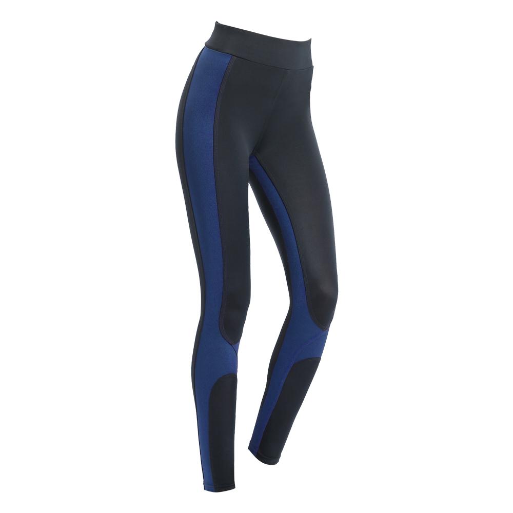 【新一代運動小幫手】零重力運動壓力褲(電光藍)