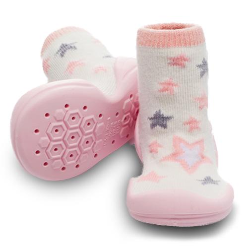 Baby著用襪子鞋鞋【星星公主】是襪子也是鞋子